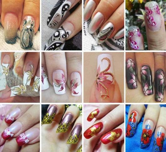 Nail Art Dan Extension Kuku: Kuku Cantik Berkat Nail Art