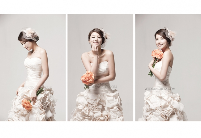 Wedding Dress Korea Lewat Baju Designer Ini Ingin