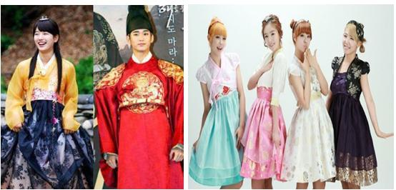 Tampil Fashionable Dengan Hanbok Korea Click Your Hobby
